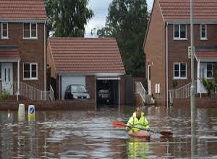 Commercial Insurance Covers and UK Flood Risks